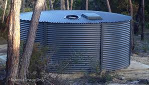 Tankworks Stockman round water tanks